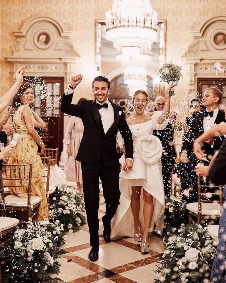 解锁新玩法!95后新人颠覆传统婚礼  第39张
