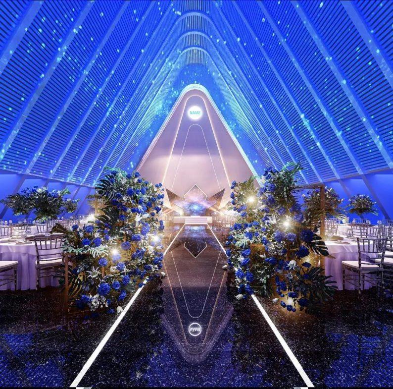 盘点:全新亮相的8家婚礼堂(江苏篇)  第18张