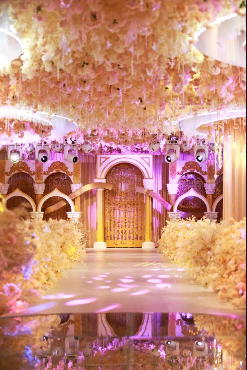 婚礼堂改造大潮,在餐饮业兴起!  第28张