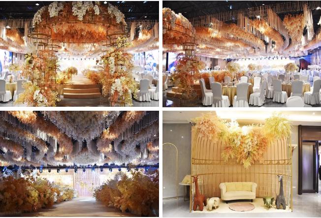盘点:全新亮相的8家婚礼堂(江苏篇)  第25张