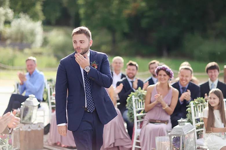 婚礼,不是表演!  第9张