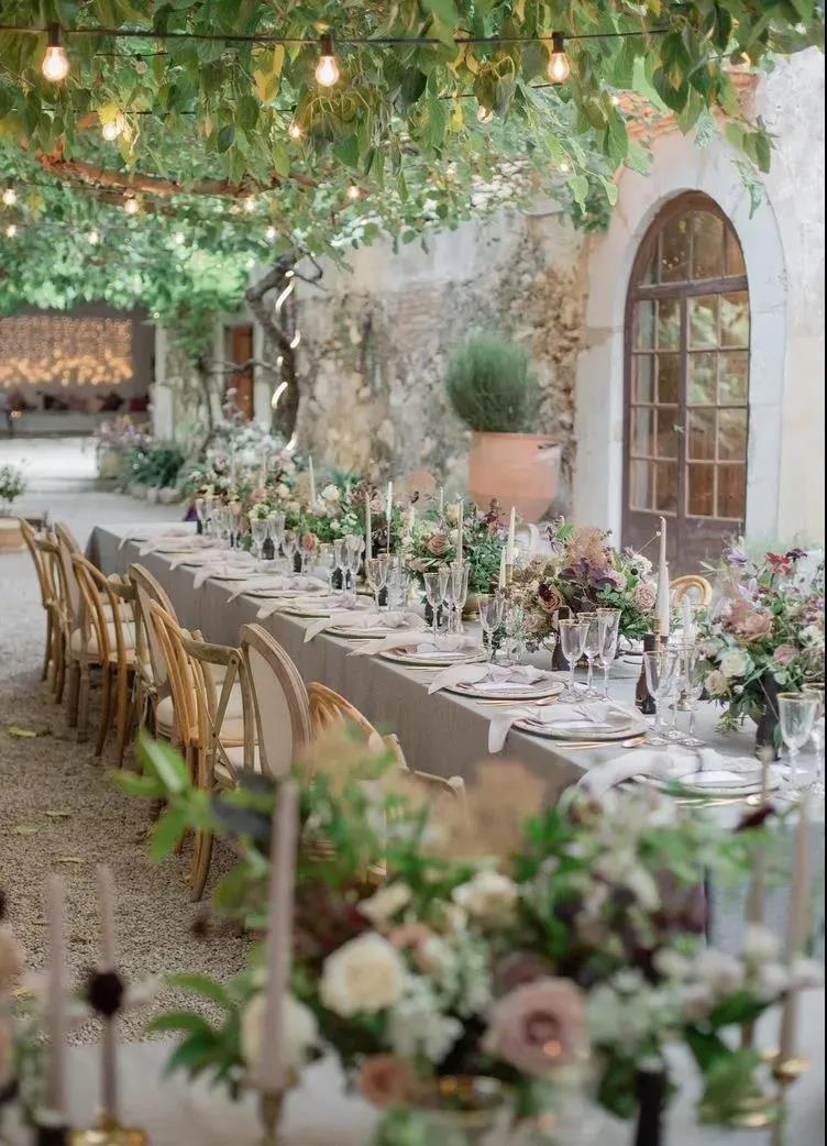 微婚礼成趋势!小型婚宴场地选择指南  第6张