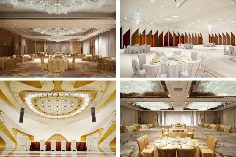 大师扎哈设计,这家宴会酒店做成时尚新潮综合体!  第8张