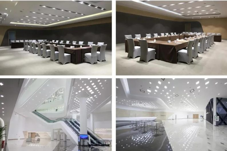 大师扎哈设计,这家宴会酒店做成时尚新潮综合体!  第10张
