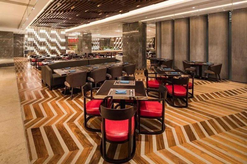 大师扎哈设计,这家宴会酒店做成时尚新潮综合体!  第11张