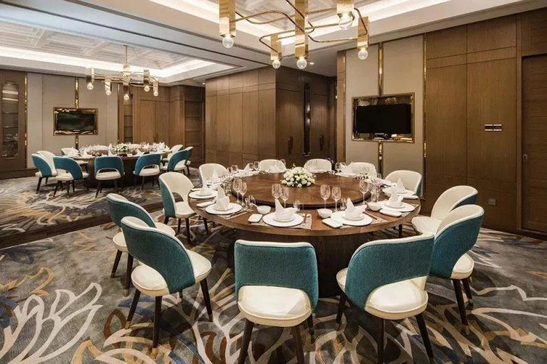 大师扎哈设计,这家宴会酒店做成时尚新潮综合体!  第14张