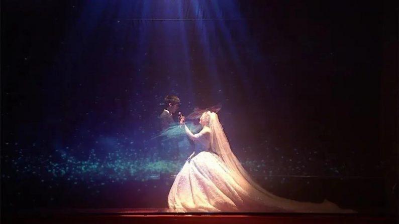 刷新魔都婚礼地标!曼格纳婚礼艺术中心新品发布  第29张