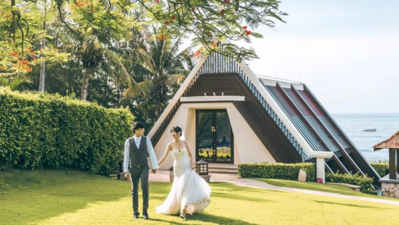 你无法拒绝十大理由!海南打造高端婚礼旅拍  第2张