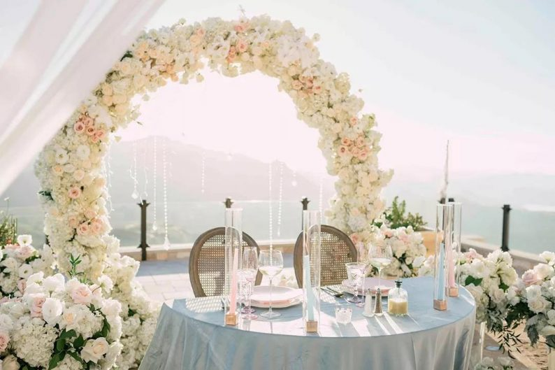小型婚礼,这几个布置细节绝对要注意!  第2张