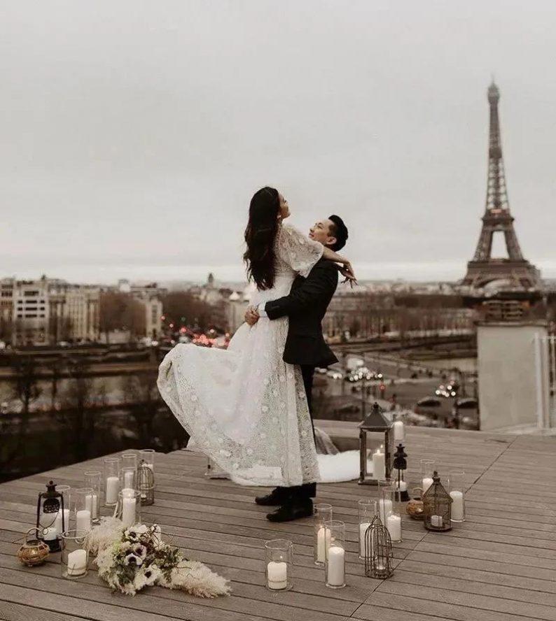 婚礼上,独具创意的细节亮点