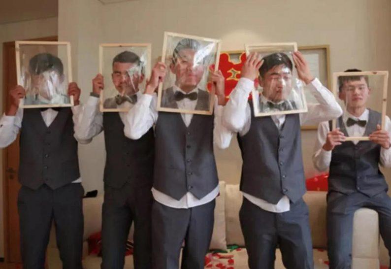 婚礼上,独具创意的细节亮点  第20张