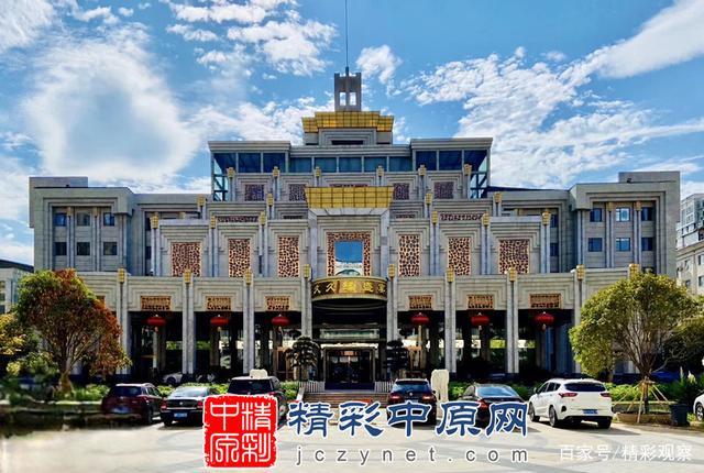 婚庆主题酒店「久久缘」,强势布局郑东核心区域  第2张