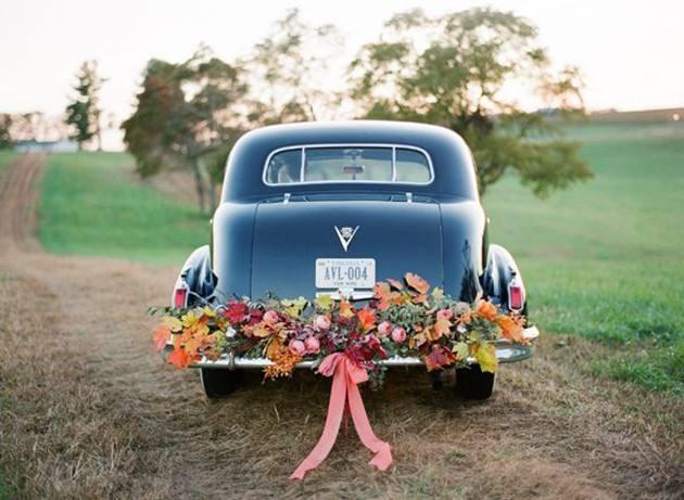 户外婚礼、婚礼专车定制服务,或将成未来流行趋势  第3张