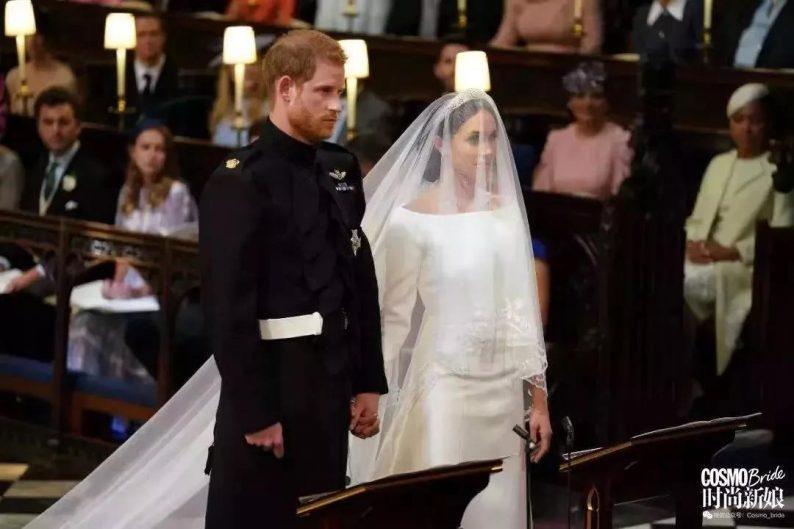 美出画的婚纱头纱,助你惊艳婚礼现场!  第3张