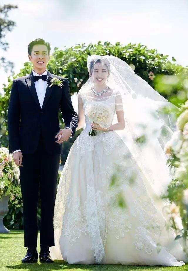 美出画的婚纱头纱,助你惊艳婚礼现场!  第6张