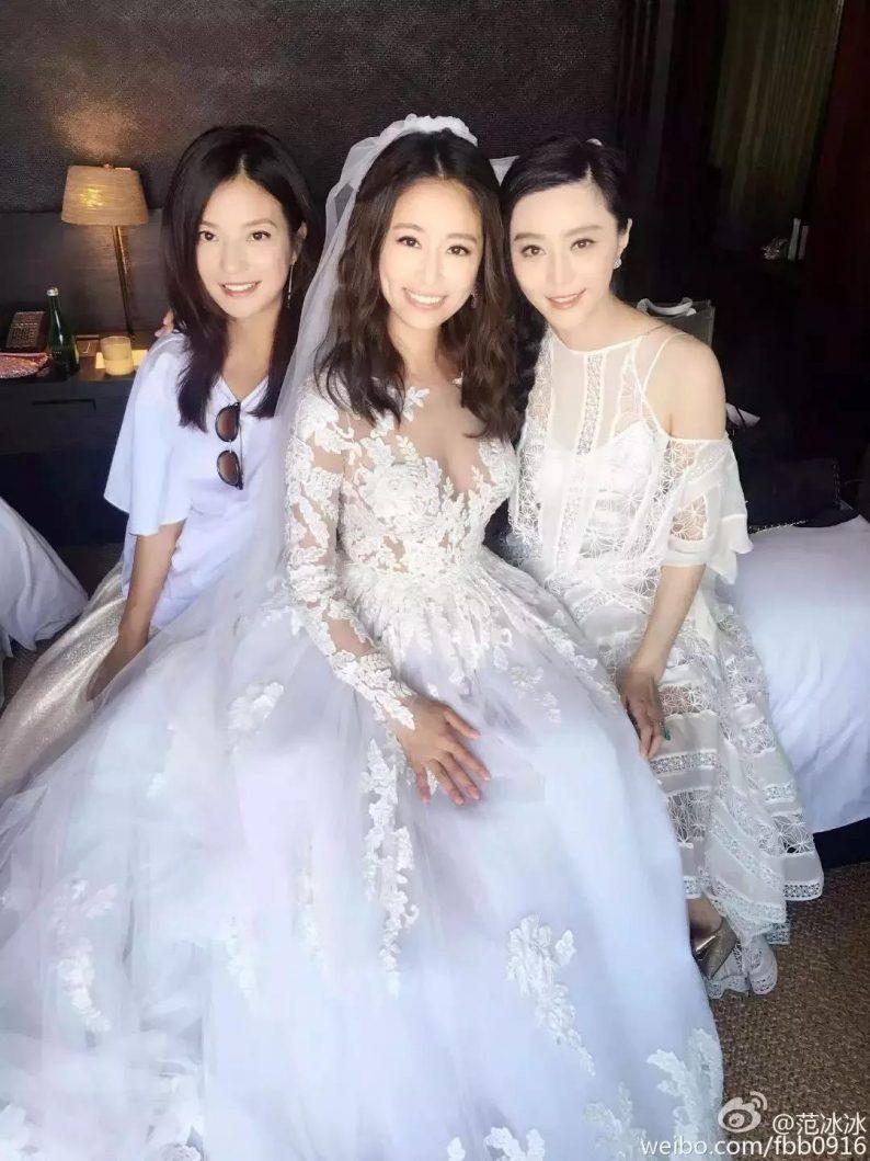 美出画的婚纱头纱,助你惊艳婚礼现场!  第8张