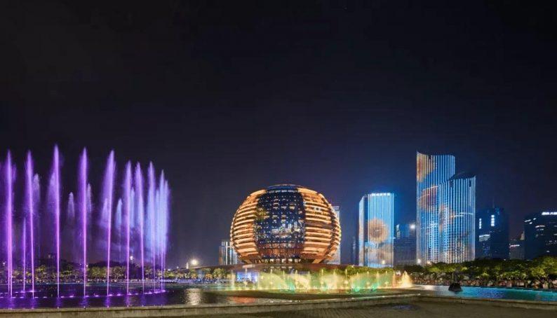 华丽蜕变!杭州洲际酒店925平米国际厅即将亮相  第1张