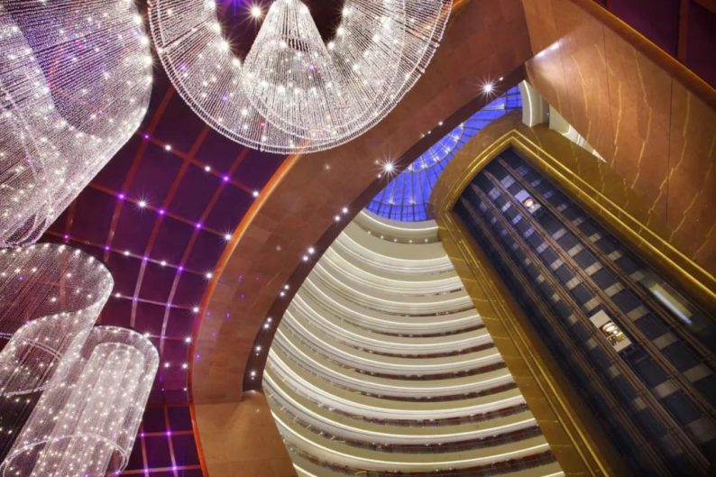 华丽蜕变!杭州洲际酒店925平米国际厅即将亮相  第12张