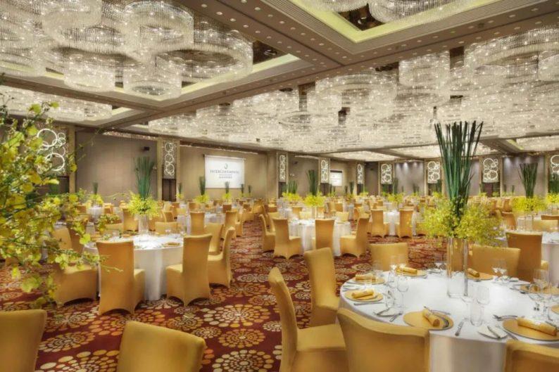 华丽蜕变!杭州洲际酒店925平米国际厅即将亮相  第13张