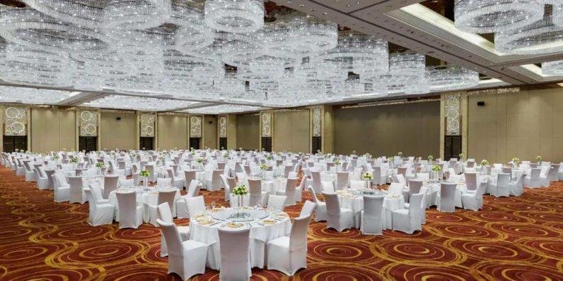 华丽蜕变!杭州洲际酒店925平米国际厅即将亮相  第15张
