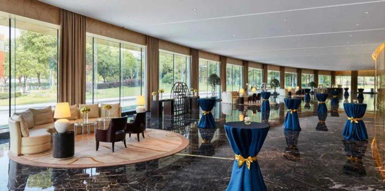 华丽蜕变!杭州洲际酒店925平米国际厅即将亮相  第16张