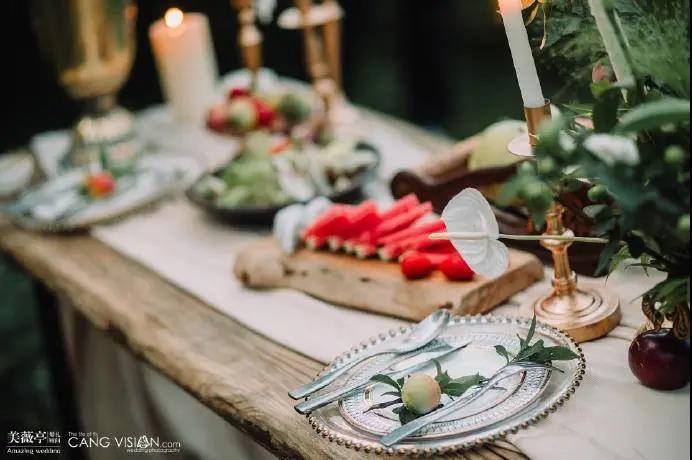 舍弃单一的风格,婚礼有1000种可能  第13张