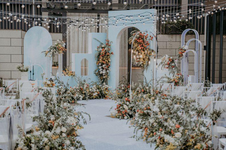 今年流行的婚礼趋势,你关注了吗?  第2张