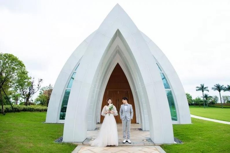 耗资数十亿!南昌首家一站式海岛风婚礼会馆  第15张