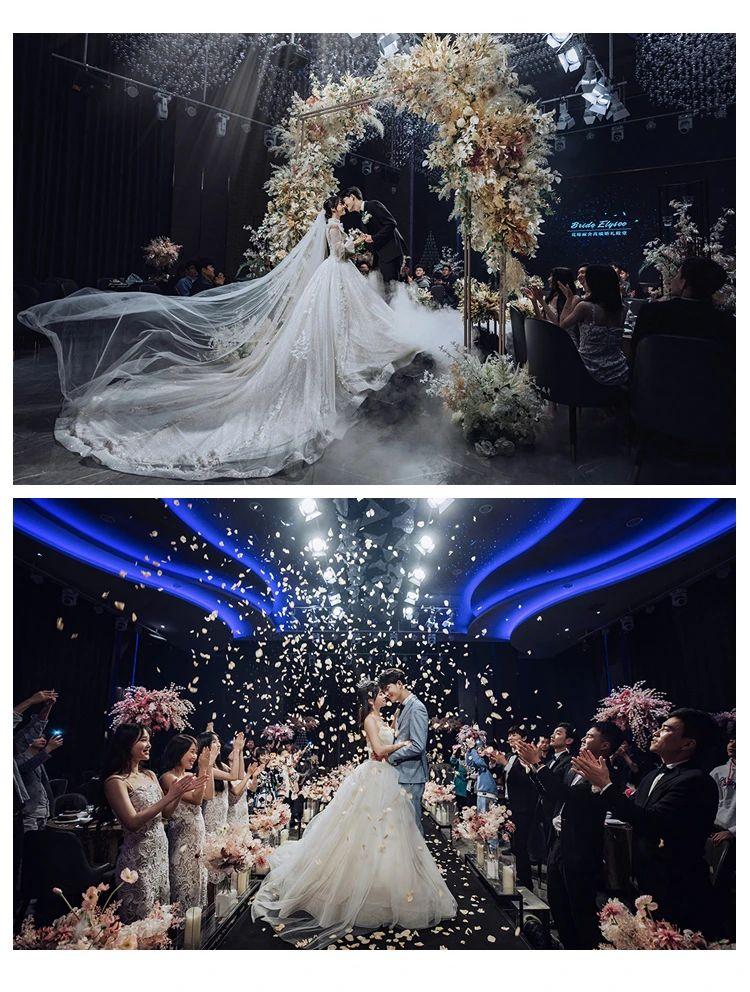 耗资数亿!花嫁丽舍&赖梓愈打造海岛婚礼艺术中心  第12张
