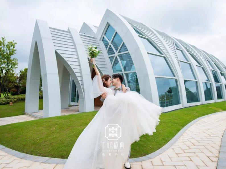 耗资数十亿!南昌首家一站式海岛风婚礼会馆  第2张