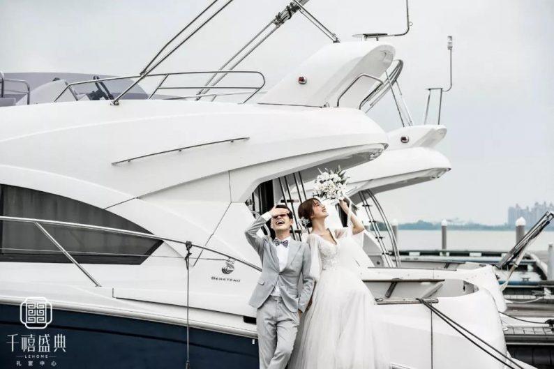 耗资数十亿!南昌首家一站式海岛风婚礼会馆  第4张