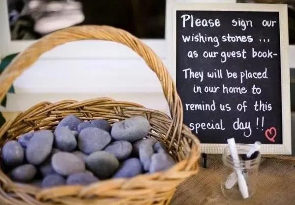 大红色签到簿,请不要再出现在婚礼签到台了!  第9张
