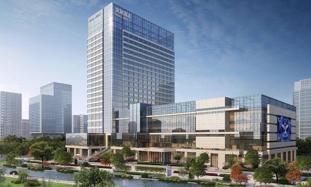2020半年营收4.7亿,同庆楼旗下首家五星级酒店今年开业!  第1张