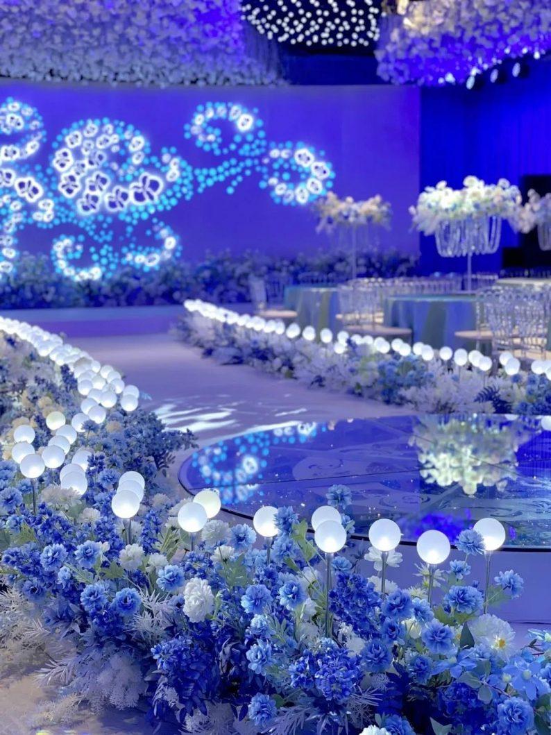 婚礼堂发布:近7000平婚宴中心,江海盛宴亮相  第2张