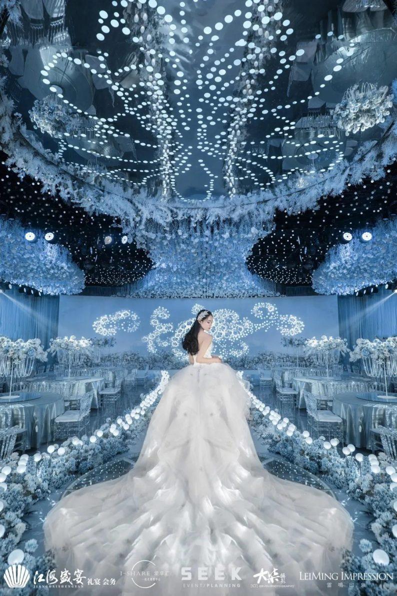 婚礼堂发布:近7000平婚宴中心,江海盛宴亮相  第6张