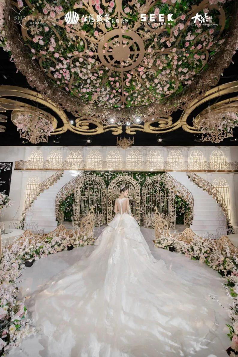 婚礼堂发布:近7000平婚宴中心,江海盛宴亮相  第12张