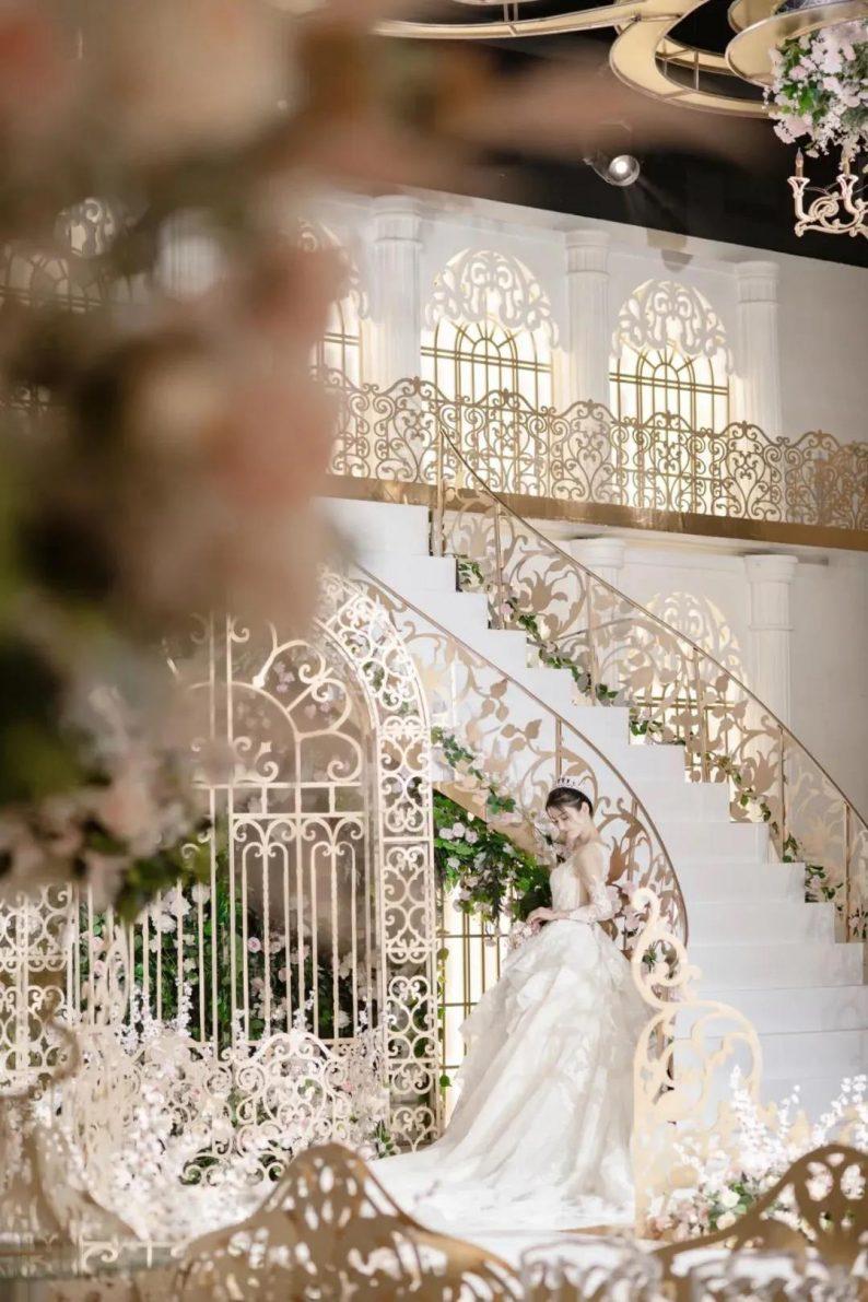 婚礼堂发布:近7000平婚宴中心,江海盛宴亮相  第13张