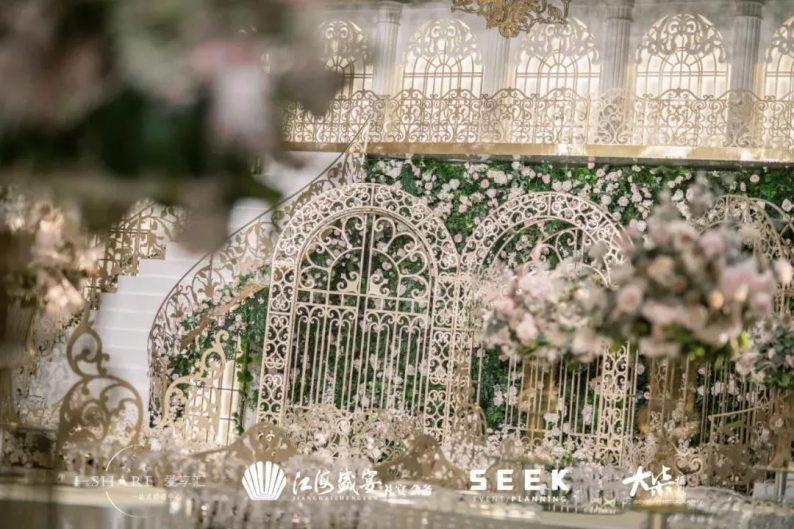 婚礼堂发布:近7000平婚宴中心,江海盛宴亮相  第14张