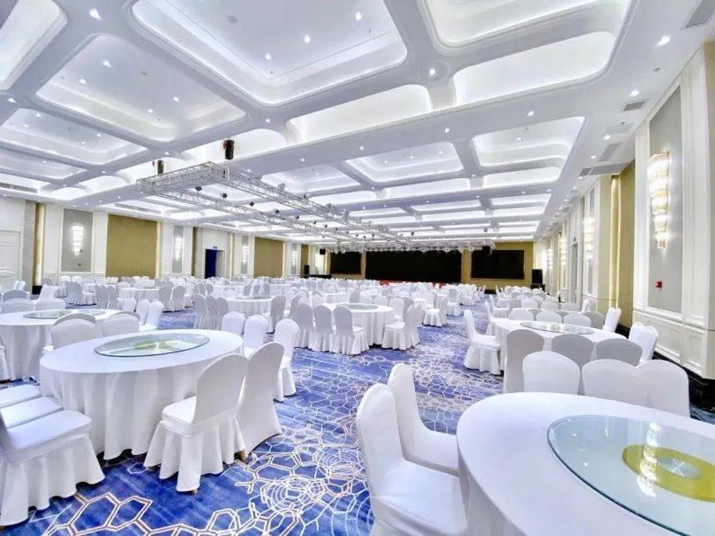 婚礼堂发布:近7000平婚宴中心,江海盛宴亮相  第15张