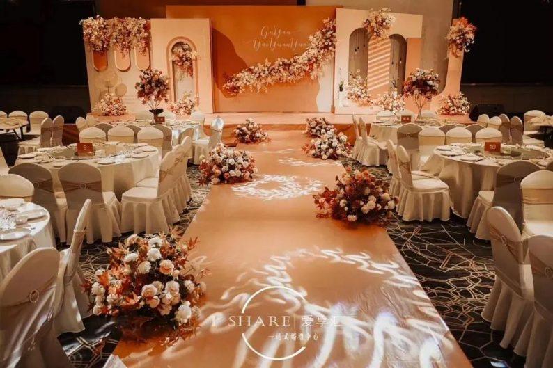 婚礼堂发布:近7000平婚宴中心,江海盛宴亮相  第16张