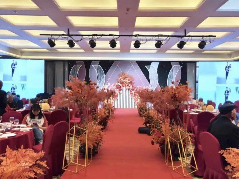 婚礼堂发布:近7000平婚宴中心,江海盛宴亮相  第17张