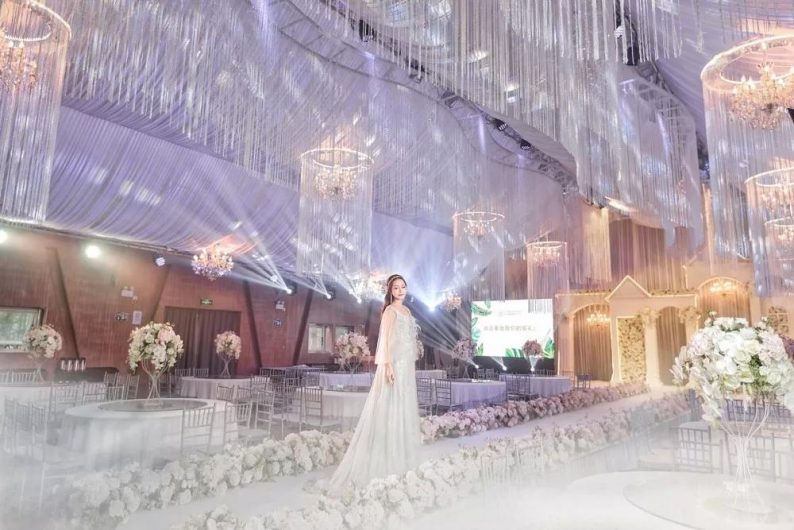 盘点:武汉13家婚礼堂,30+宴会厅、近千桌容量  第3张