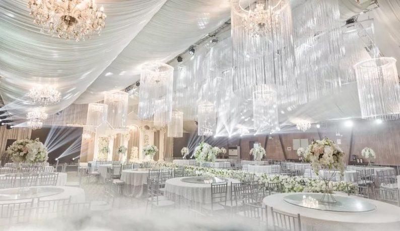 盘点:武汉13家婚礼堂,30+宴会厅、近千桌容量  第4张