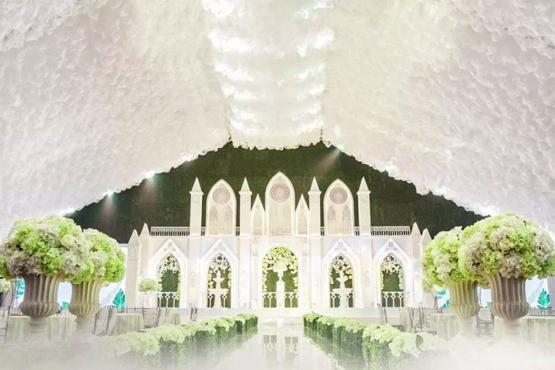 盘点:武汉13家婚礼堂,30+宴会厅、近千桌容量  第7张