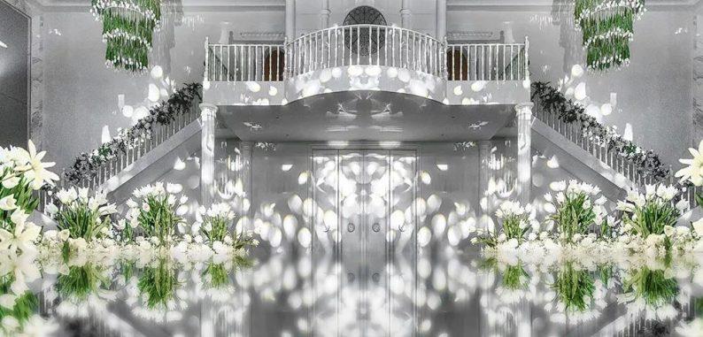 盘点:武汉13家婚礼堂,30+宴会厅、近千桌容量  第16张