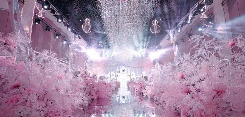 盘点:武汉13家婚礼堂,30+宴会厅、近千桌容量  第17张