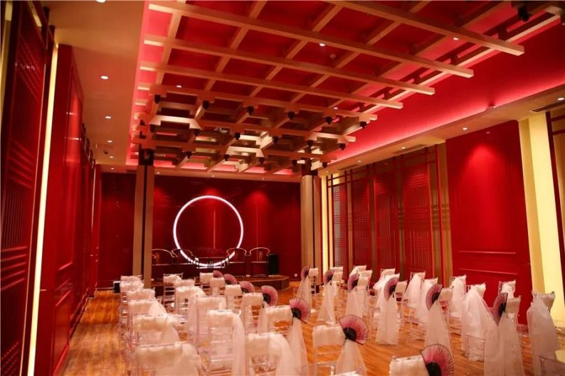 盘点:武汉13家婚礼堂,30+宴会厅、近千桌容量  第20张