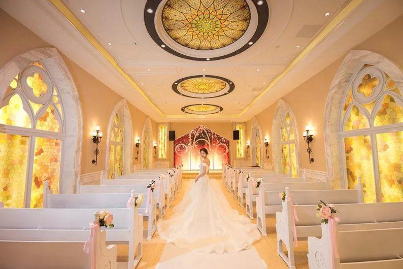 盘点:武汉13家婚礼堂,30+宴会厅、近千桌容量  第21张