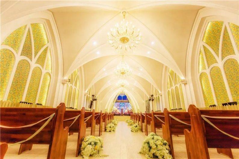 盘点:武汉13家婚礼堂,30+宴会厅、近千桌容量  第22张