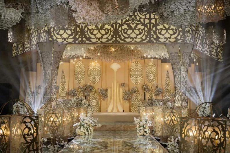 盘点:武汉13家婚礼堂,30+宴会厅、近千桌容量  第24张